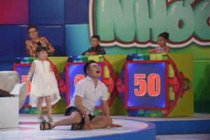 Lê Dương Bảo Lâm khóc lóc, ăn vạ bạn diễn Lê Trang trên sóng truyền hình