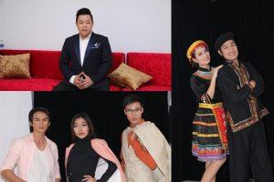 Ca sĩ Quang Lê vào vai đại gia khi phụ diễn cho học trò trong đêm bán kết