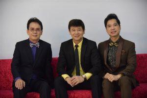 Thái Châu, Ngọc Sơn, Đức Huy làm giám khảo chung kết Tuyệt đỉnh song ca 2017