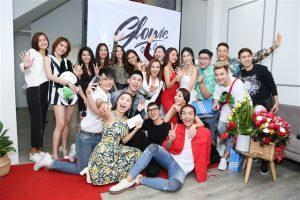 Dàn sao Việt tới chúc mừng Băng Di trong vai trò mới