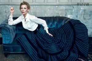 'Nữ hoàng màn ảnh nước Úc' Cate Blanchett lộng lẫy đến mê hoặc