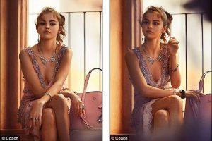 Selena Gomez xinh đẹp quyến rũ giữa New York hoa lệ