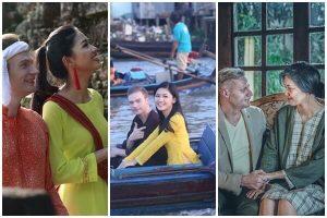 Những hình ảnh cho thấy Thanh Tú và Kyo York là cặp MC đẹp đôi nhất showbiz Việt