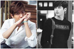 Tội nghiệp Lee Jong Suk và Lee Min Ho, bị réo tên liên tục khi bạn gái cũ lộ tin hẹn hò tình mới