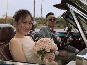 JustaTee chính thức lên xe hoa với bạn gái sau 5 năm yêu nhau