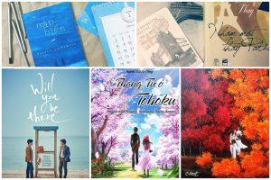 Những trang văn lãng mạn phải đọc trong tháng tư