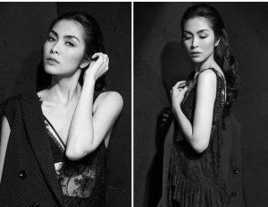 Tiết lộ những tấm hình đen trắng đẹp đến nao lòng của Hà Tăng