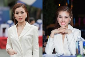 """Á hậu Diễm Trang: """"Mình cứ dịu dàng mãi, khán giả sẽ thấy nhàm"""""""
