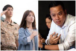 Đạo diễn Cô Ba Sài Gòn chỉ đạo sản xuất Hậu duệ mặt trời phiên bản Việt