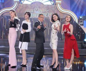Hậu phẫu thuật thẩm mỹ, Kỳ Duyên trở lại ngoạn mục trong show truyền hình