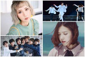 Đừng ngạc nhiên khi Min, Suni Hạ Linh, Bi Rain… nhảy quá đẹp, họ từng là dancer trước khi trở thành ca sĩ