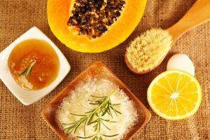 Công thức tẩy tế bào da chết mùa hè với đường