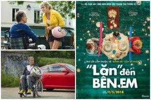 """Lăn đến bên em – """"phim ngôn tình Pháp"""" mang đến gia vị mới cho khán giả Việt"""