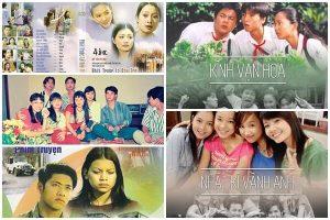 Những bộ phim Việt kinh điển một thời gắn với tuổi trẻ 8X, 9X
