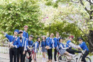 Tino – 'người yêu tin đồn' của Hoàng Yến Chibi ra mắt MV học sinh cùng đàn em Zero 9 và Usagi