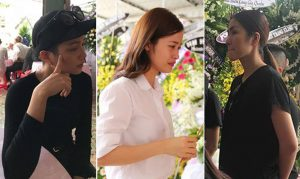 Nghệ sĩ Việt khóc nghẹn tiễn đưa stylist Mì Gói tại quê nhà Tiền Giang