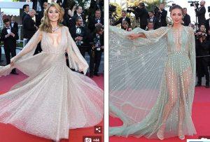 Dàn sao xúng xính váy áo gợi cảm tại bế mạc LHP Cannes