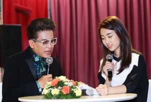 Sự cố hy hữu của Thanh Bạch tại HHVN thành bài giảng nghề MC
