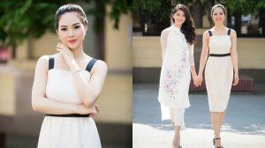 """Vẻ đẹp """"hoa ghen liễu hờn"""" của Hoa hậu Mai Phương sau 16 năm đăng quang"""