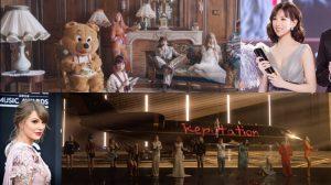 Min vướng nghi vấn đạo nhái từ âm nhạc đến hình ảnh trong MV của Taylor Swift
