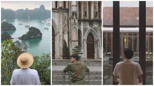 Cùng Quang Đại ngao du hết các cung đường, chiêm ngưỡng vẻ đẹp đất nước
