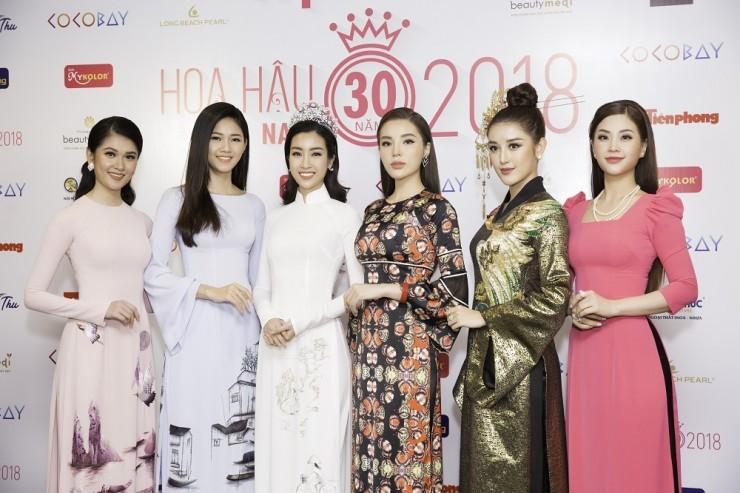 Hoa hậu Việt Nam 2018 - Top 3 Hoa hậu Việt Nam 2 mùa gần nhất