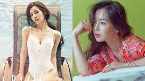 'Búp bê' Nam Gyu Ri xinh đẹp gợi cảm trên Playboy Hàn Quốc