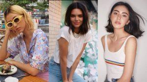 Kiểu tóc đơn giản trở thành hot trend được hot girl Á – Âu thi nhau lăng xê