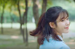 IU tiếp tục đốn tim fan bằng hình ảnh dễ thương