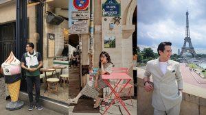 Paris – Điểm dừng chân trong mơ hè này