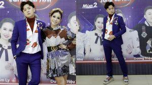 """Thời trang """"phang thời tiết"""" của HLV Ngô Kiến Huy tại Tuyệt đỉnh song ca nhí"""