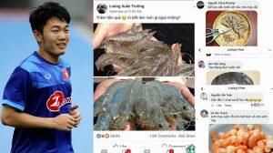 """""""Mặn"""" như fans U23: chỉ xoay quanh đội trưởng Xuân Trường ăn """"tồm"""" mà làm hẳn một drama dài"""