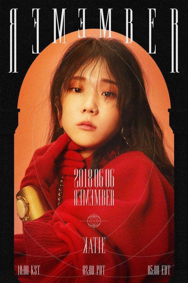 MV đầu tay Remember cực chất của quán quân K-pop Star năm 2015 - Katie Kim vừa được ra mắt