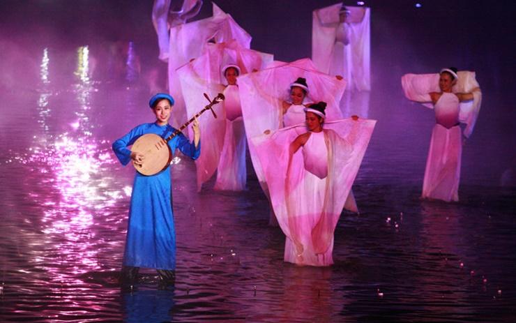 Show diễn thực cảnh Tinh Hoa Bắc Bộ giành được giải thưởng quốc tế
