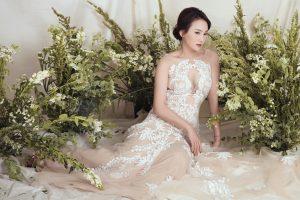 Nàng dâu quốc dân Bảo Thanh mong manh, xinh đẹp như công chúa