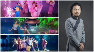 Show diễn thực cảnh Tinh Hoa Bắc Bộ xuất sắc giành được giải thưởng quốc tế