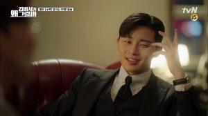 Lee Young Joon trong Thư ký Kim sao thế?: Chân ái mới của hội chị em