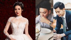 Soi hội người yêu cũ đỉnh cao của Á hậu Tú Anh: Không những giàu mà còn đẹp tựa nam thần