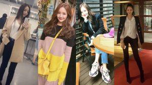 'Nữ hoàng dao kéo' Park Min Young sở hữu gu thời trang đơn giản đến không ngờ