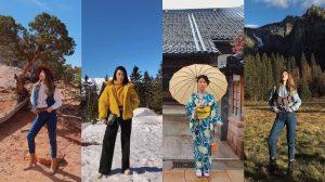 Làm clip mix đồ nhưng dân tình cứ tưởng Quỳnh Anh Shyn là travel blogger chuyên nghiệp