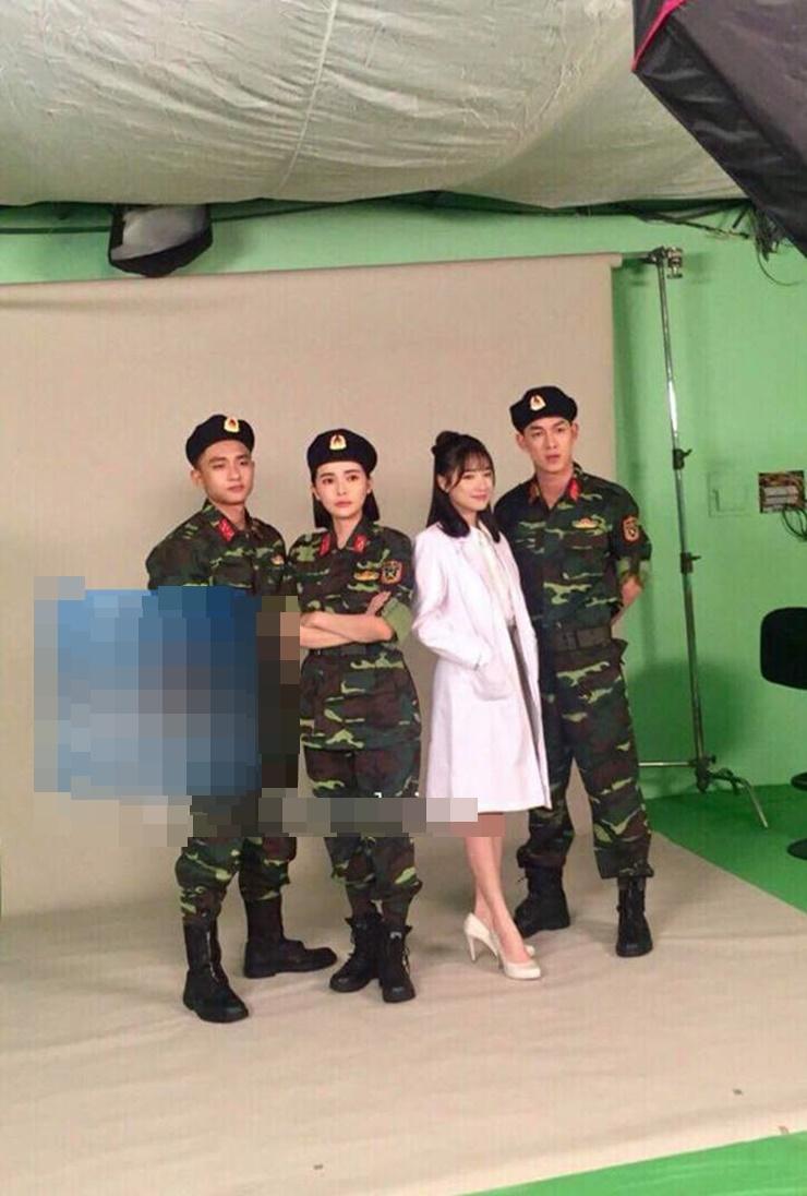4 diễn viên chính đóng Hậu duệ mặt trời Việt Nam