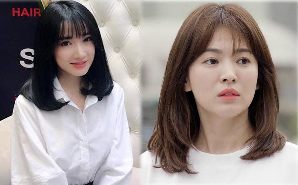 Nhã Phương đóng vai bác sĩ Kang trong Hậu duệ mặt trời Việt Nam