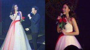 """Lần đầu hát, Hoa hậu Đỗ Mỹ Linh được nhận xét """"hát hay hơn cả Chipu"""""""