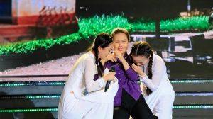 Cẩm Ly khiến Dương Triệu Vũ, Khả Như, Ngô Kiến Huy thán phục về khả năng diễn xuất