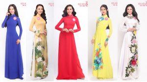 Loạt Hoa khôi, Á khôi này có làm nên chuyện tại đêm chung khảo phía Nam Hoa hậu Việt Nam 2018?