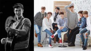 Mỹ nam 19 tuổi 3 lần No.1 Billboard – Shawn Mendes – cam đoan sẽ kết hợp cùng BTS
