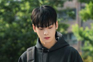 Hình tượng siêu đẹp trai của Cha Eun Woo (ASTRO) trong phim sắp ra mắt