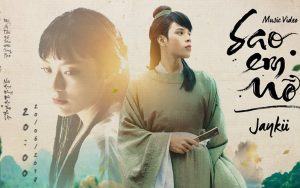 Ballad mới của Jaykii là sự kết hợp của Trang Pháp và nhạc sĩ Dương Khắc Linh
