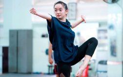 Kaity Nguyễn (Em chưa 18) hé lộ hình tượng mê kungfu và ballet