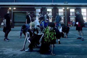 """UNB """"quẩy tung nóc"""" trong MV mới """"Black Heart"""""""